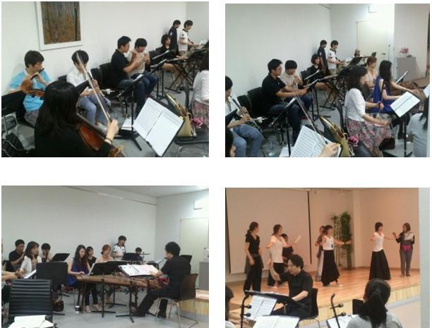 몽유도원도 음악연습.JPG